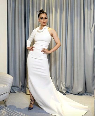 Kangana Ranaut Chopard Cannes soirée