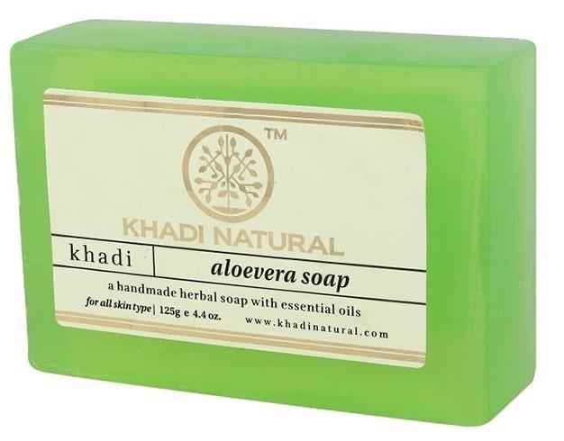 Khadi Aloe Vera Soap