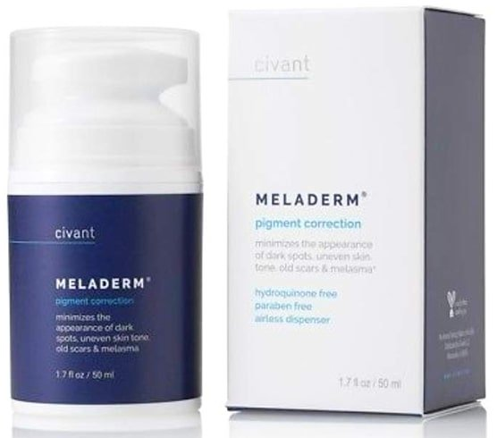 Meladerm Hyper pigmentation Cream