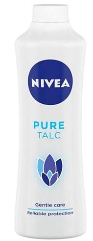 Nivea Pure Talc