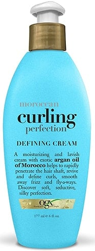 OGX Moroccan Curling Perfection Defining Cream