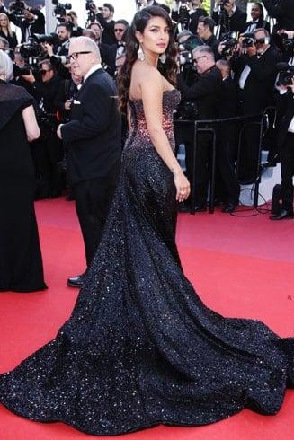 Priyanka Chopra at Cannes Red Carpet