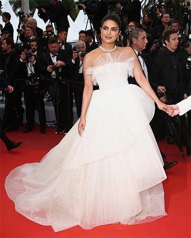 Priyanka Chopra Cannes Red Carpet
