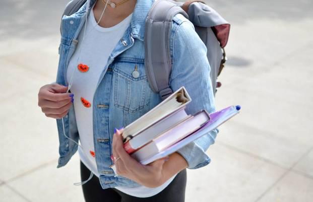 Women Going College