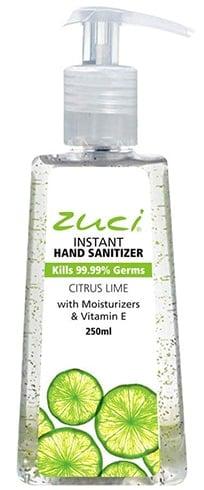 Zuci Instant Hand Sanitizer