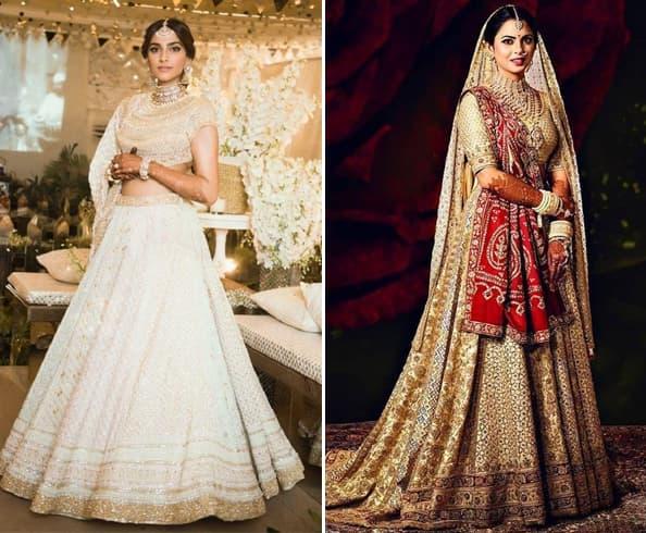 Abu Jani Sandeep Khosla Bridal Couture