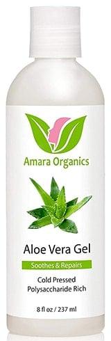 Amara Organics Aloe Vera Gel