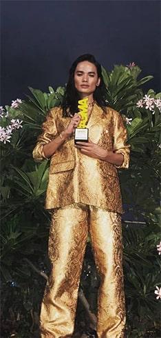 Anjali Lama at Grazia Millennial Awards 2019