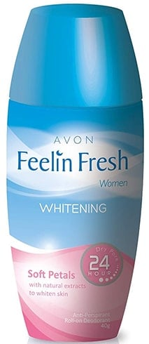 Avon Feeling Fresh Deodorant Roll-on