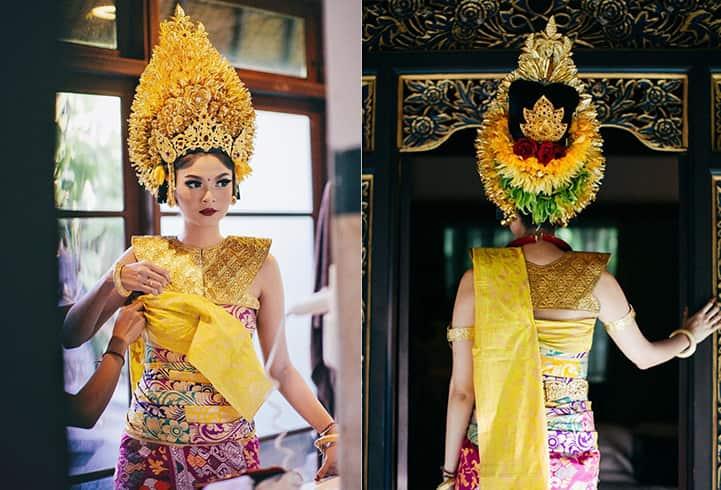 Bali Indonesia Bride