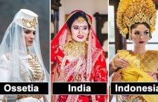Bridal Looks Around The World