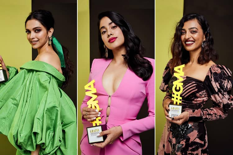 Celebrities at Grazia Millennial Awards 2019