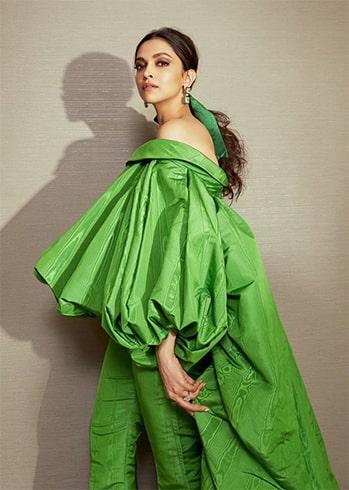 Deepika Padukone at Grazia Millennial Awards 2019
