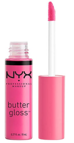 NFX Professional Makeup Butter Gloss Strawberry Parfait