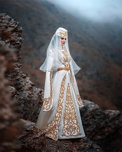 Ossetian Bride