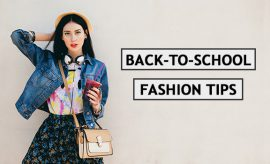 Back-to-School Fashion Tips