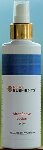 Pure Elements After-Shave Lotion