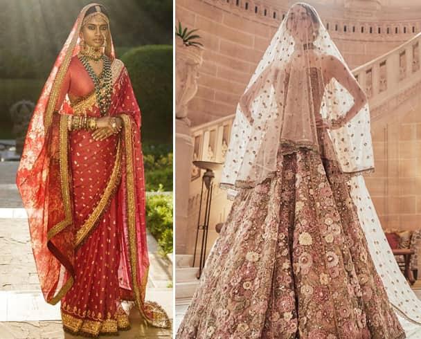 Sabyasachi Mukherjee Bridal Couture