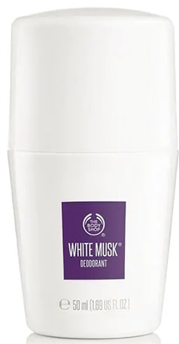 The Body Shop White Musk Deodorant