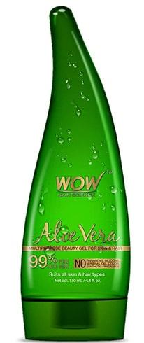 WOW Science Pure Aloe Vera Gel