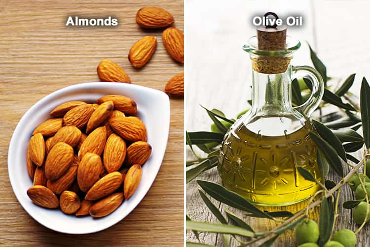 Almond Homemade Masks