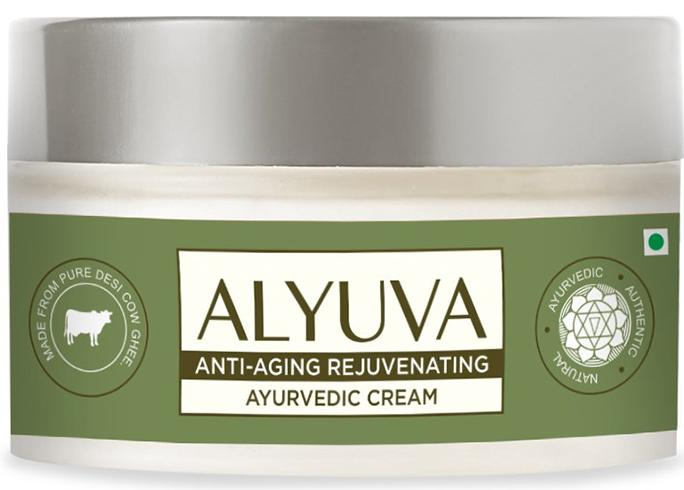 Alyuva Anti-Aging Rejuvenating Ayurvedic Cream
