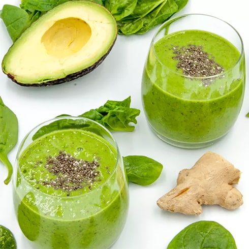 Avocado Detox Smoothie