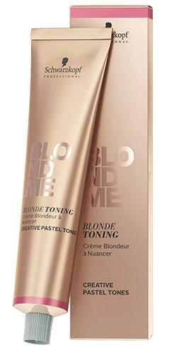 Blond Me Blonde Toning Crème Schwarzkopf Professional