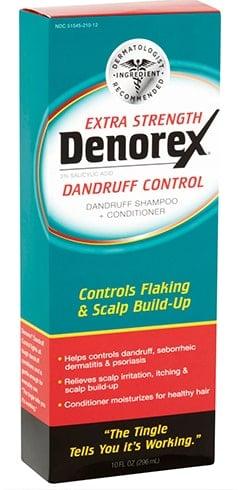 Denorex Extra Strength Dandruff Shampoo Conditioner