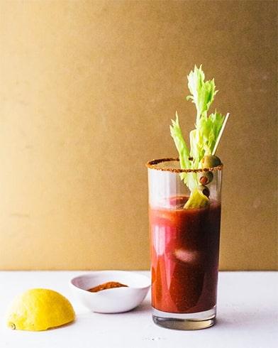 Detox Bloody Mary