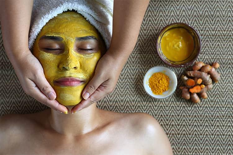 DIY Turmeric Face Mask Recipes