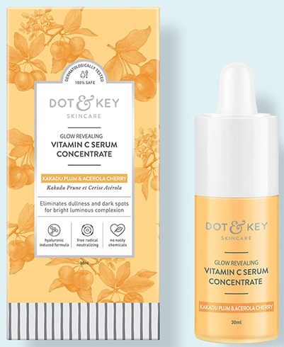 Dot and Key Glow Revealing Vitamin C serum Concentrate