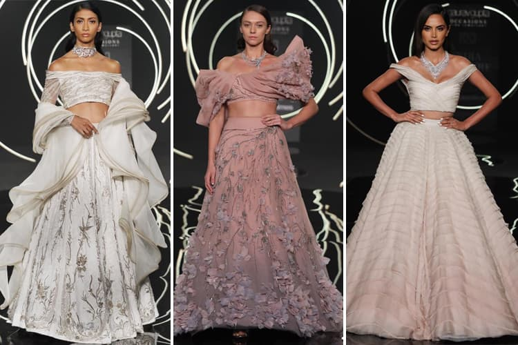 Gaurav Gupta Collection at FDCI India Couture Week 2019
