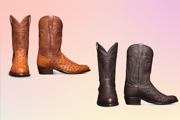 How To Clean Ostrich Leather Cowboy Boots