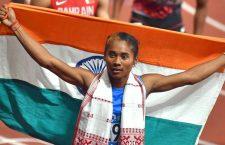 Sprint Runner Hima Das