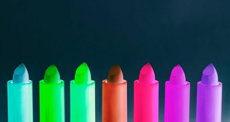 Lipstick Color Shades