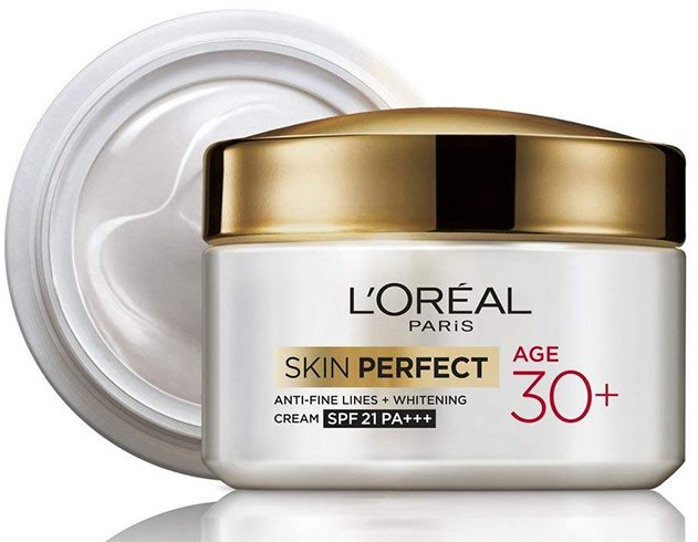 LOreal Paris Age 30 Skin Perfect Cream SPF 21 PA