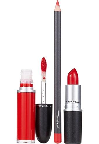 MAC Red Lip Kit