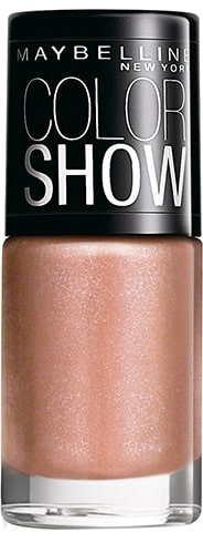Maybelline New York Color Show Nail Lacquer Silk Stockings