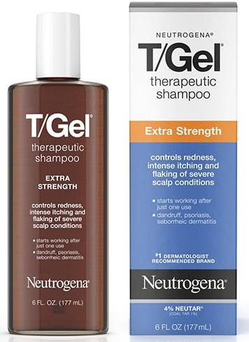 Neutrogena T Gel Shampoo-Extra Strength
