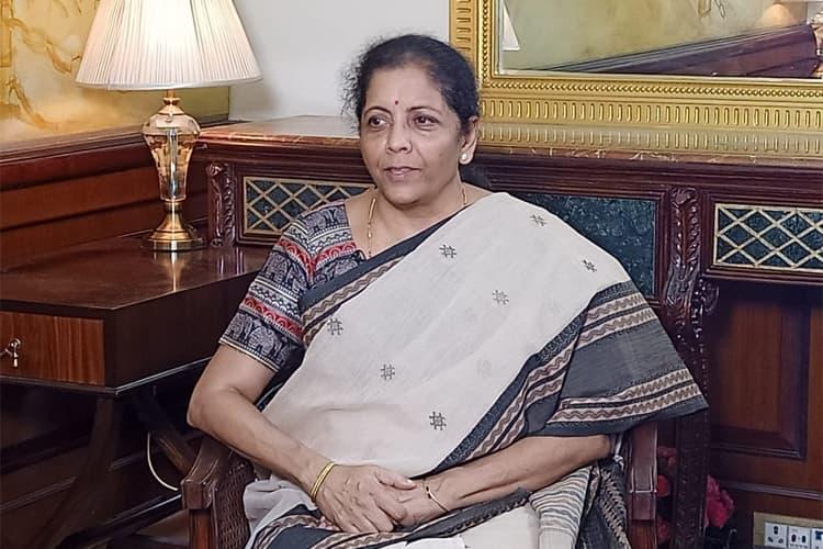 Nirmala Sitharaman Union Budget