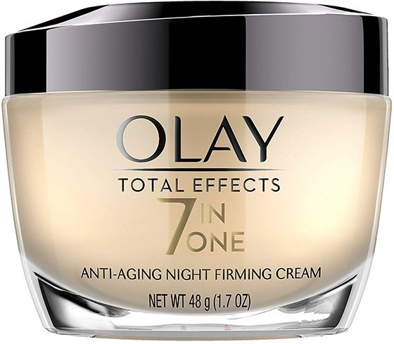 Olay Total Effects Anti-Ageing Night Firming Cream Face Moisturizer