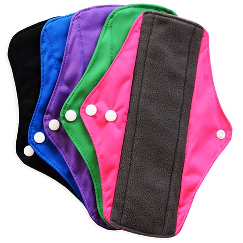 Pixie Cup Soft Reusable Menstrual Pads