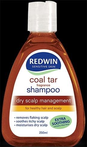 Redwin Dry Scalp Management Coal Tar Shampoo