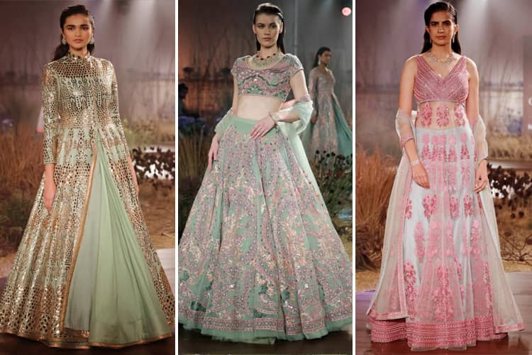Reynu Tandon Collection at FDCI India Couture Week 2019