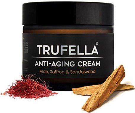 Trufella Natural Hydrating Day or Night Anti Ageing Face Moisturizer