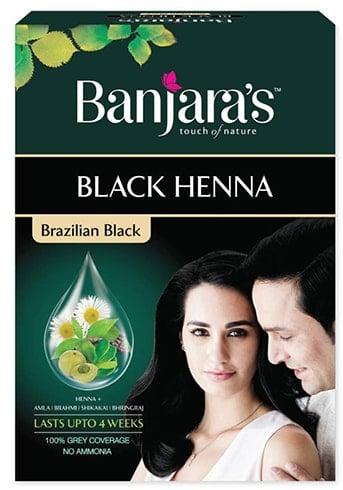 Banjara Black Henna