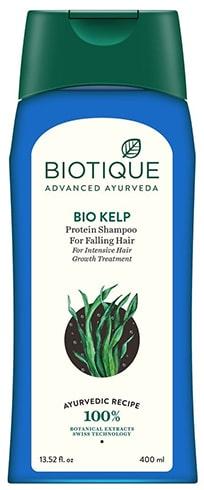 10 meilleurs shampooings à base de plantes pour la chute des cheveux et la croissance des cheveux