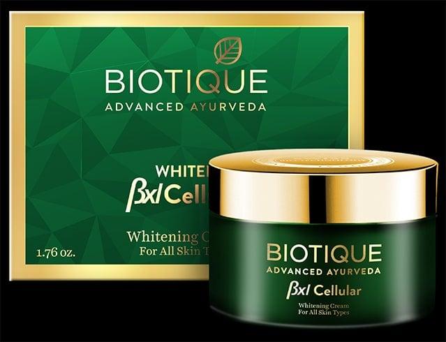 Biotique BXL Cellular Whitening Cream