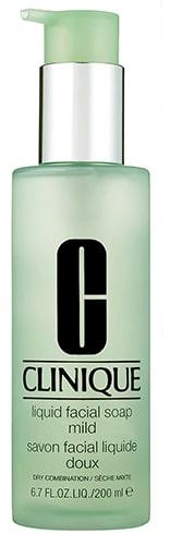 Clinique Liquid Facial Soap Mild - Dry Combination